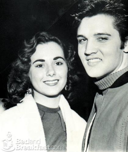 Elvis & Barbara Hearn